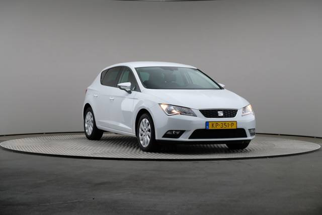 Seat Leon 1.6 TDI Style Connected, Automaat, Navigatie-360 image-30