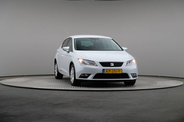 Seat Leon 1.6 TDI Style Connected, Automaat, Navigatie-360 image-31