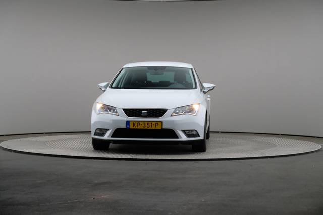 Seat Leon 1.6 TDI Style Connected, Automaat, Navigatie-360 image-33