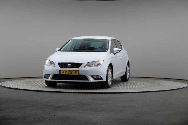Seat Leon 1.6 TDI Style Connected, Automaat, Navigatie-360 image-34