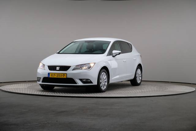Seat Leon 1.6 TDI Style Connected, Automaat, Navigatie-360 image-35