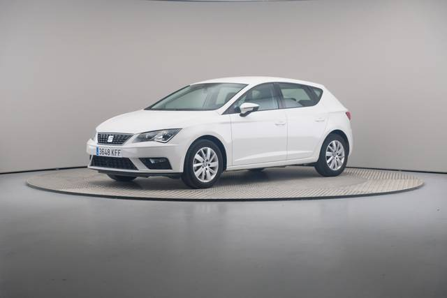 Seat Leon León 1.6TDI CR S&S Reference 115-360 image-0
