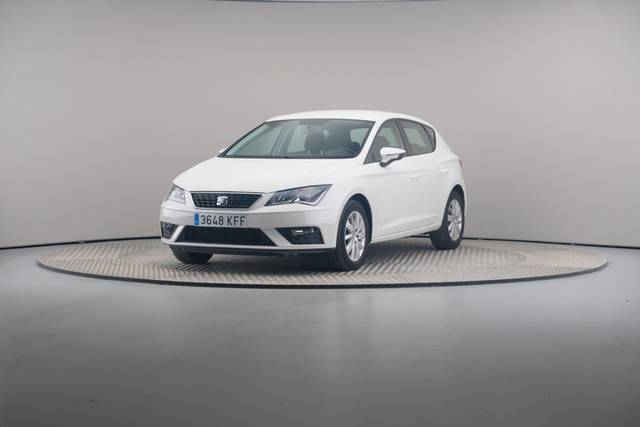 Seat Leon León 1.6TDI CR S&S Reference 115-360 image-34