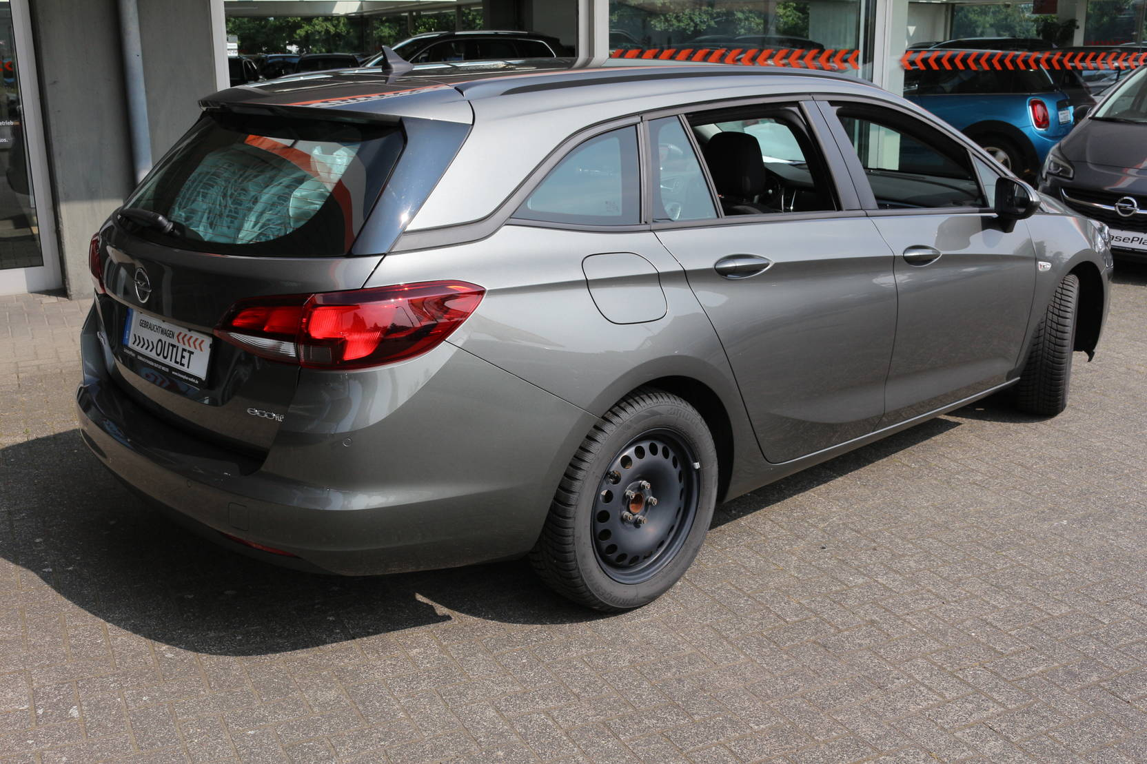 Opel Astra 1.0 Turbo Start/Stop Sports Tourer Edition (658765) detail2