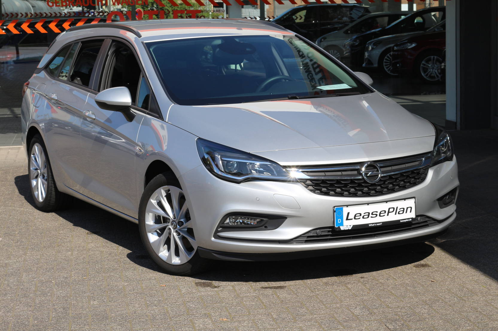 Opel Astra 1.6 D (CDTI) Start/Stop Sports Tourer Edition (625930) detail1