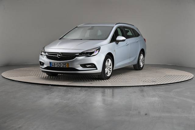 Opel Astra ST 1.6 CDTI Dynamic S/S-360 image-34