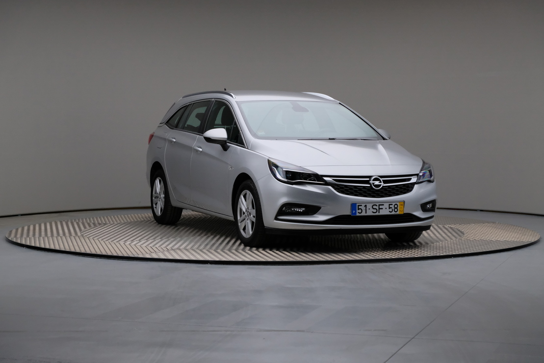Opel Astra Astra ST 1.6 CDTI Dynamic S/S, 1.6 CDTI Dynamic S/S, 360-image30