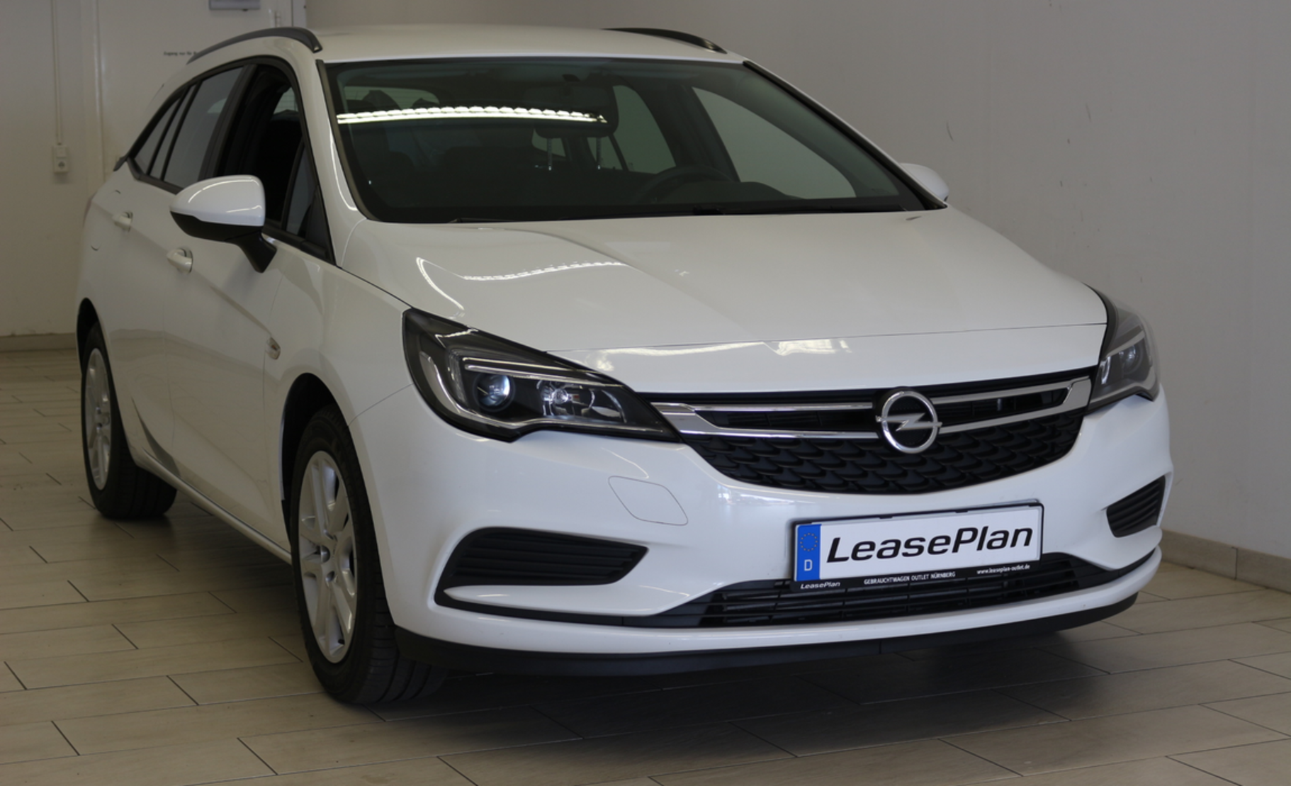 Opel Astra 1.6 D CDTI Start/Stop Sports Tourer Edition (683304) detail1