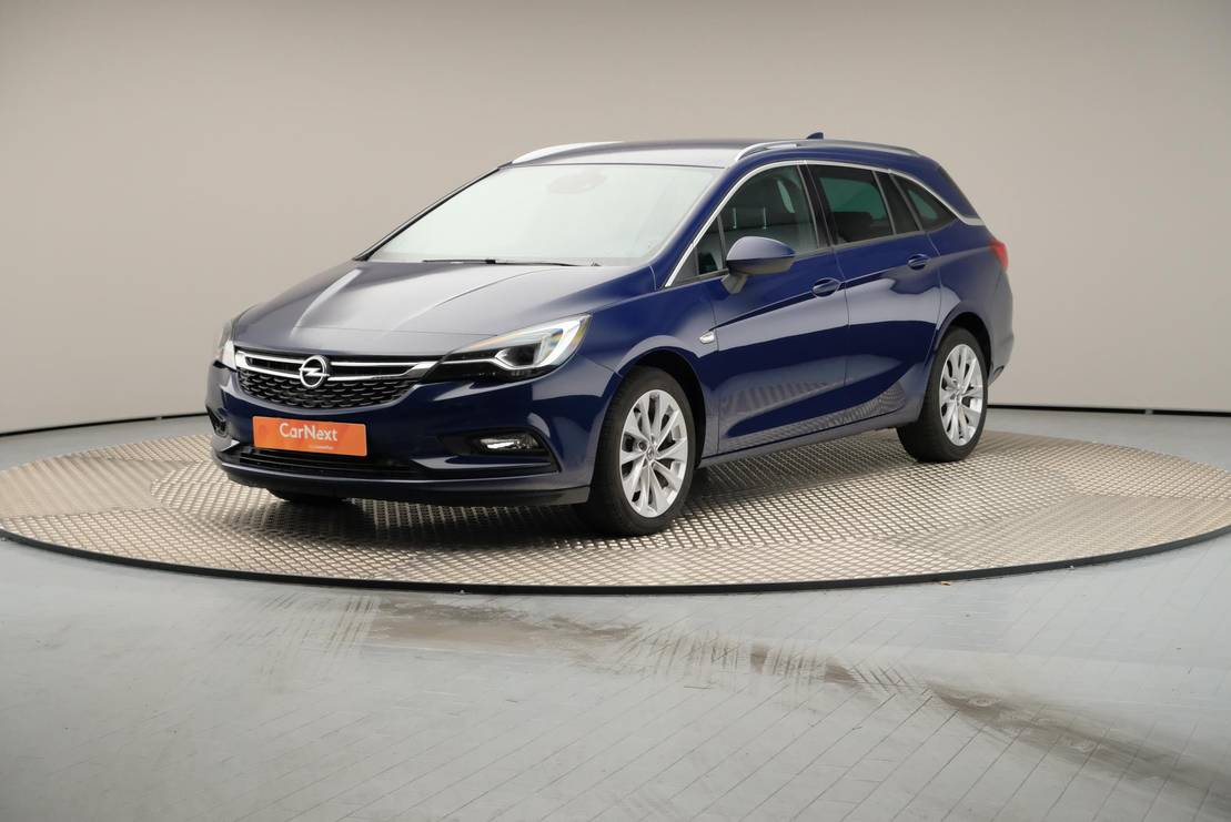 Opel Astra 1.6 D Sports T. Innovation (Matrix-LED), 360-image35