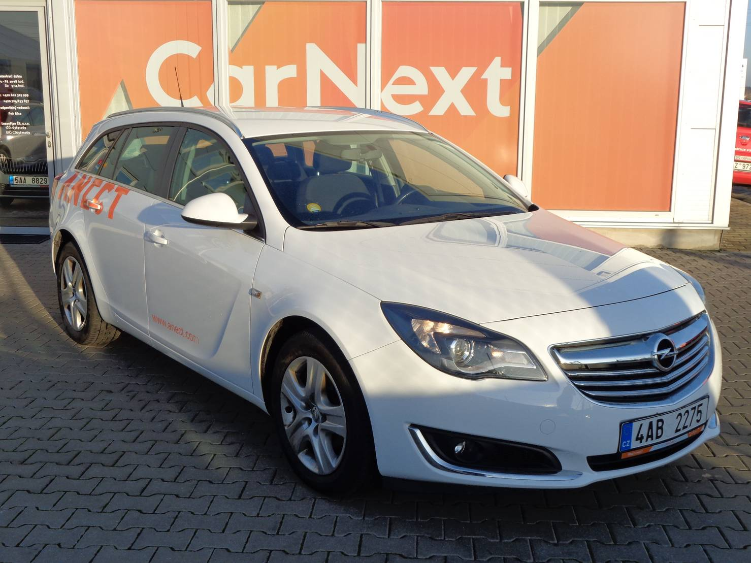 Opel Insignia 2.0 CDTI Sports Tourer Aut., Edition detail1