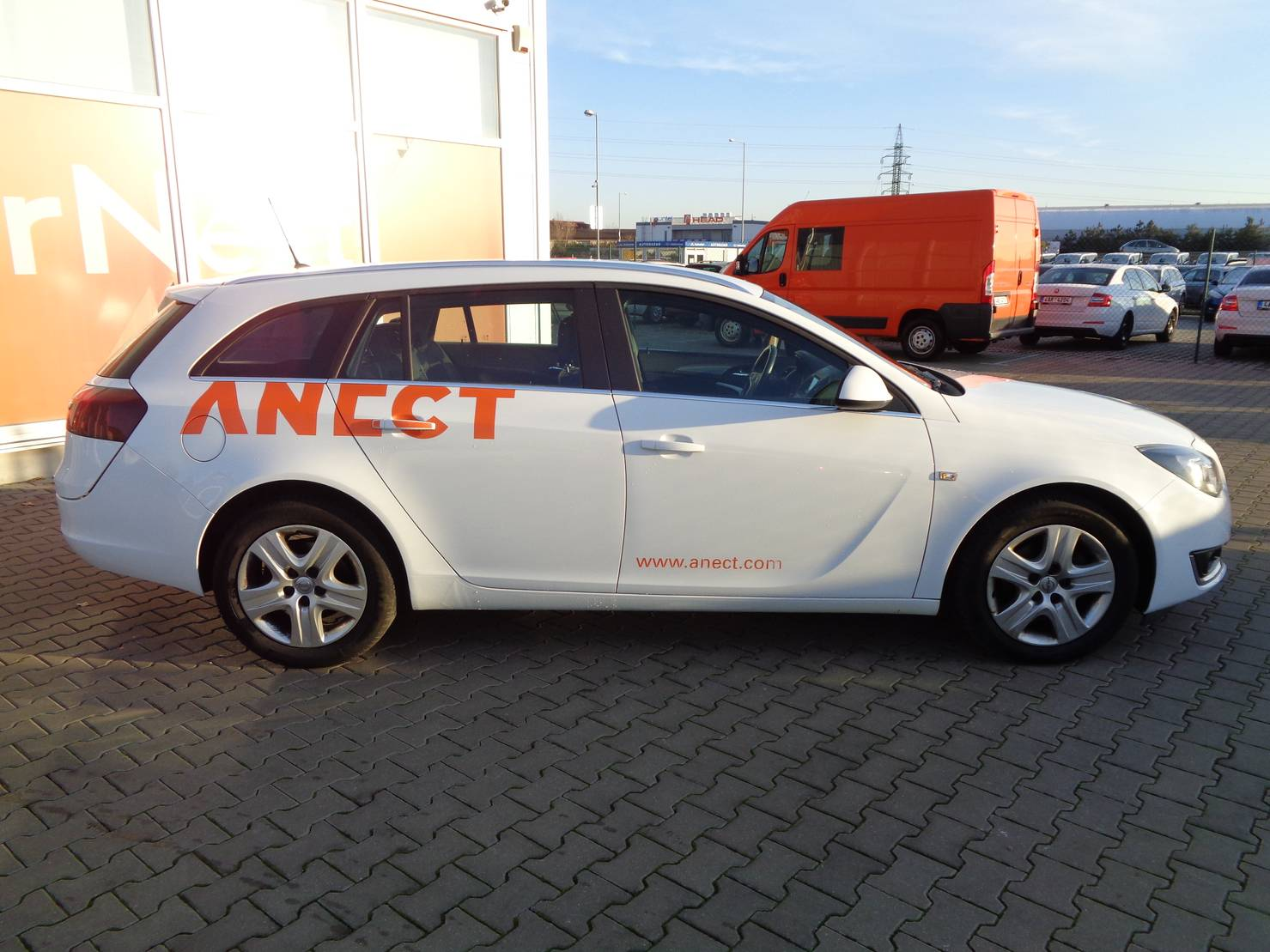 Opel Insignia 2.0 CDTI Sports Tourer Aut., Edition detail2