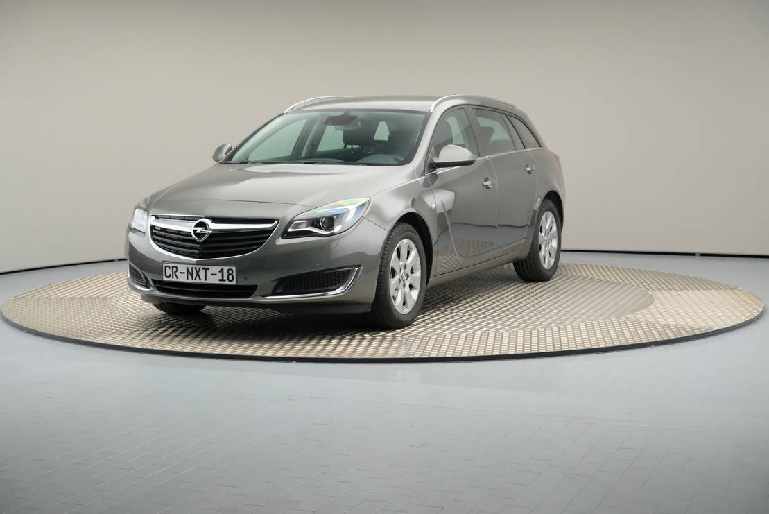 Opel Insignia 1.4 Turbo Sports Tourer ecoFLEX Edition (663931), 360-image34