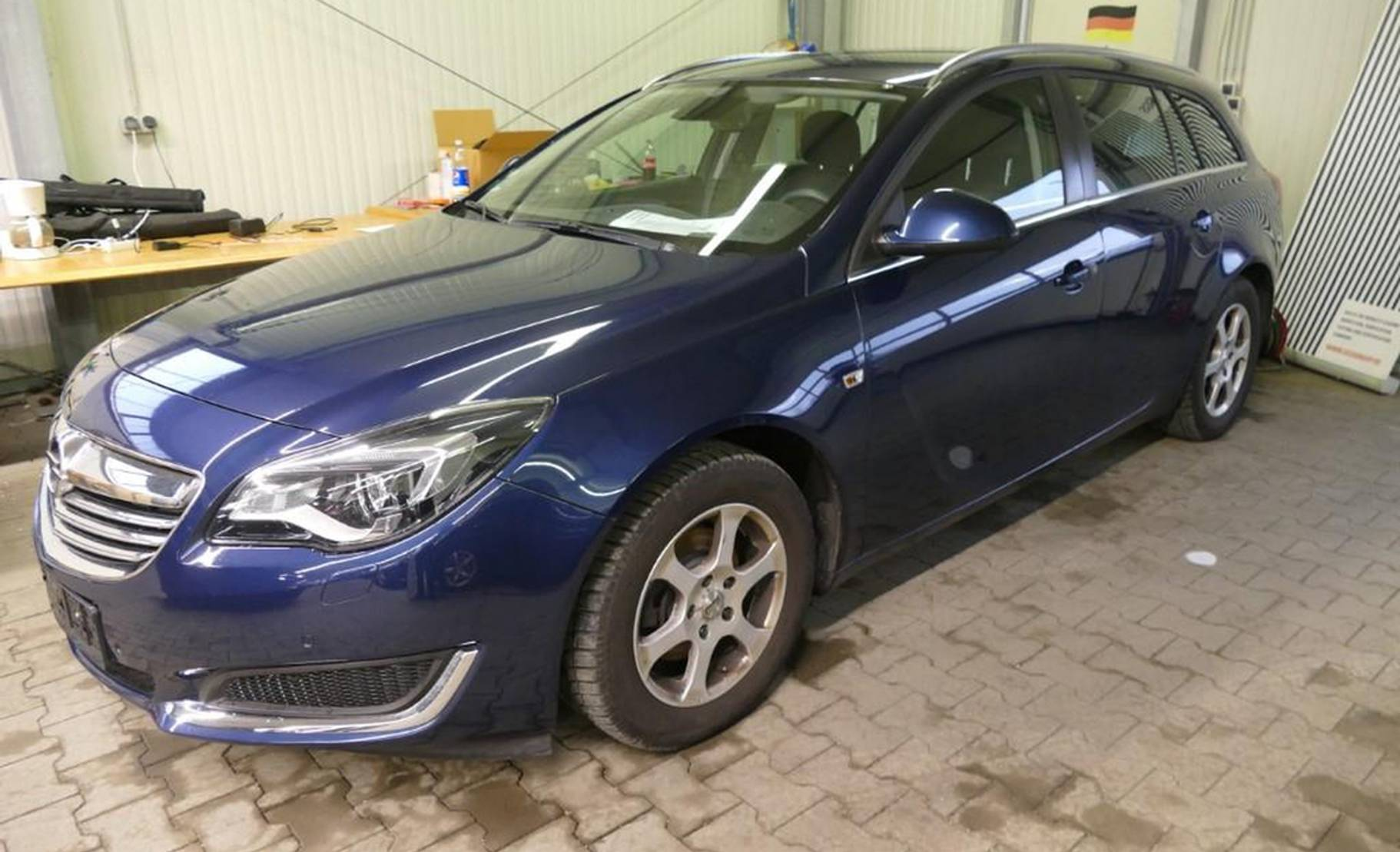 Opel Insignia 2.0 CDTI Sports T. Business Edition PDC detail1