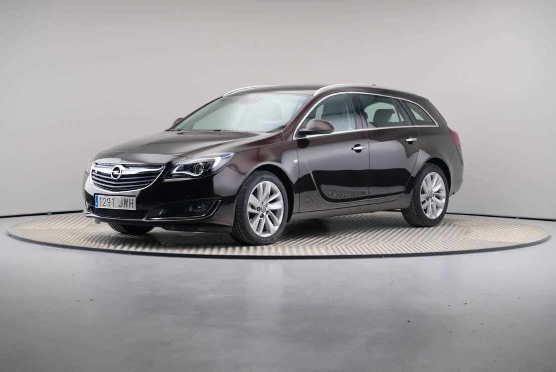 Opel Insignia ST 1.6CDTI EcoF. S&S Excellence 136, 360-image0