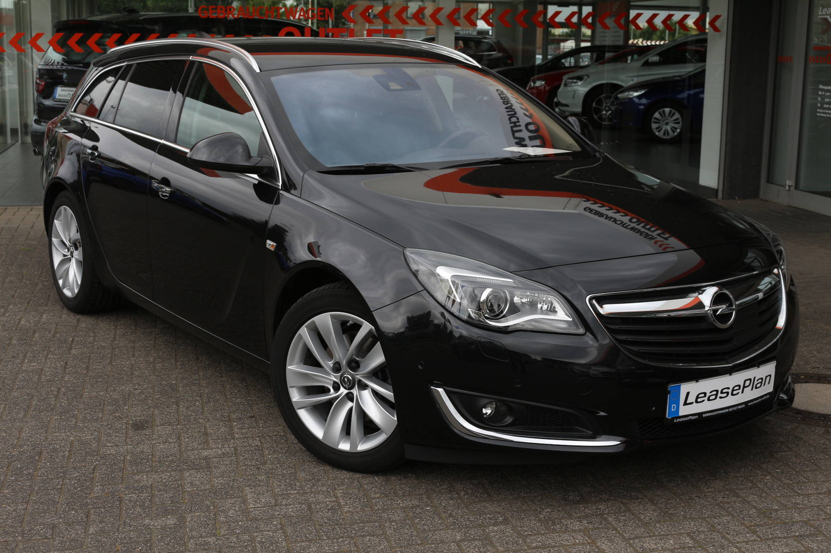 Opel Insignia 2.0 CDTI Sports Tourer ecoFLEX Innovation (627404) detail1