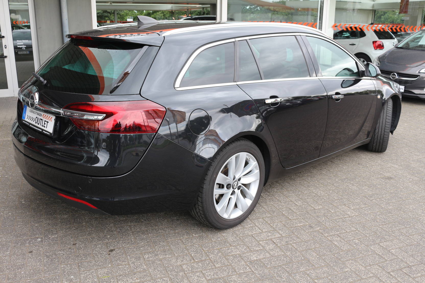 Opel Insignia 2.0 CDTI Sports Tourer ecoFLEX Innovation (627404) detail2