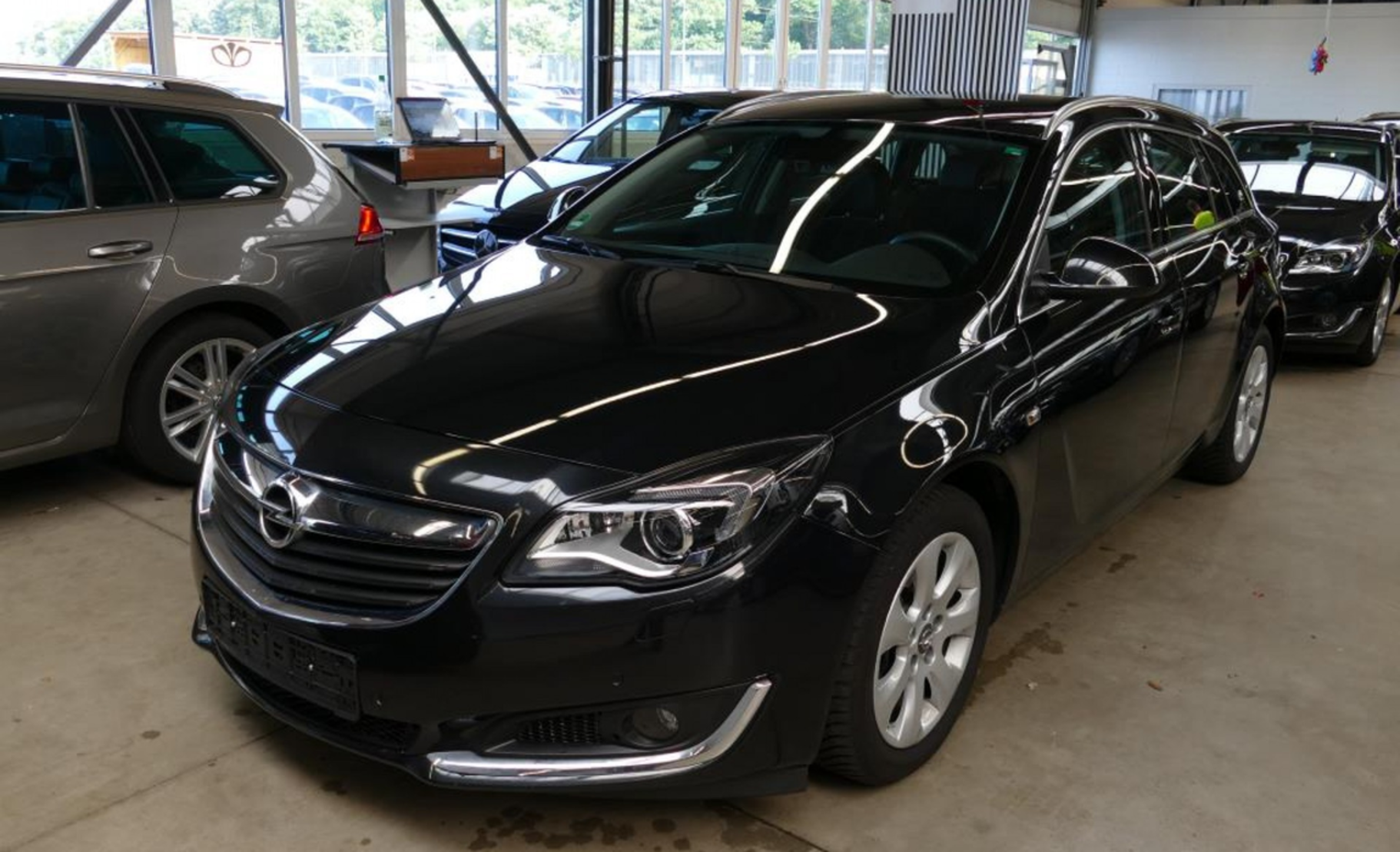 Opel Insignia 1.6 CDTI Sports Tourer ecoFLEXStart/Stop, Innovation detail1