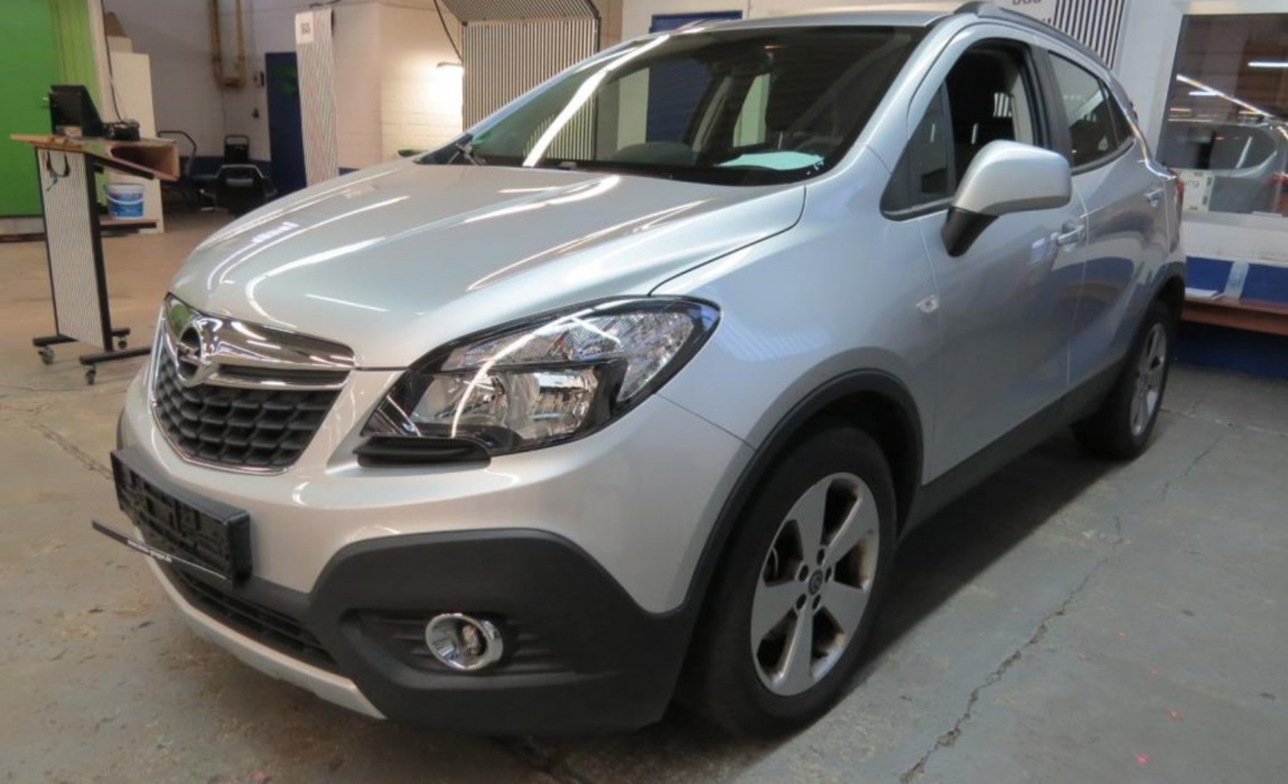 Opel Mokka 1.4 Turbo ecoFLEX Edition (540297) detail1