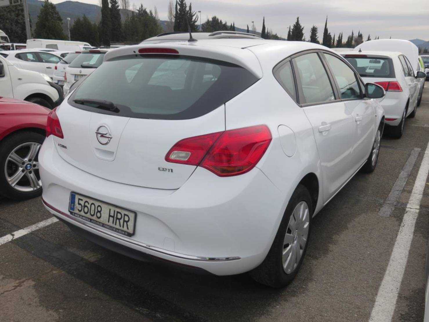Opel Astra 1.7 Cdti SelectiveBusiness detail2