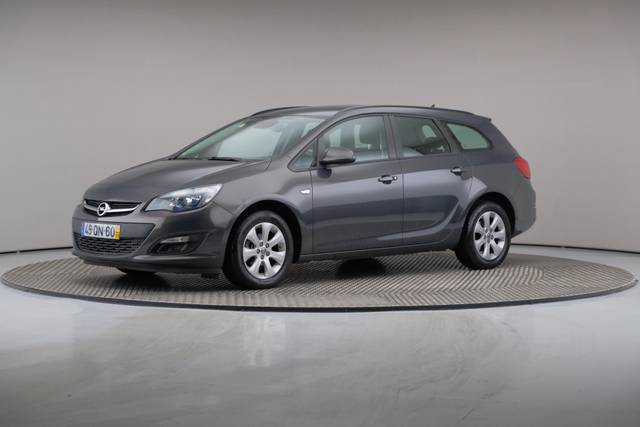 Opel Astra ST 1.4 T Selection GPL-360 image-1