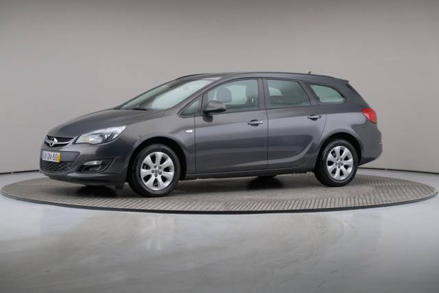 Opel Astra ST 1.4 T Selection GPL-360 image-2
