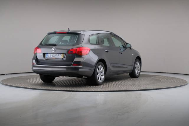 Opel Astra ST 1.4 T Selection GPL-360 image-17