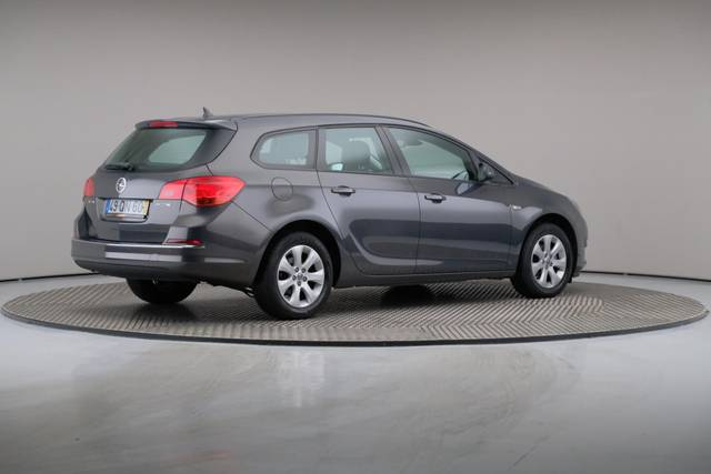 Opel Astra ST 1.4 T Selection GPL-360 image-19