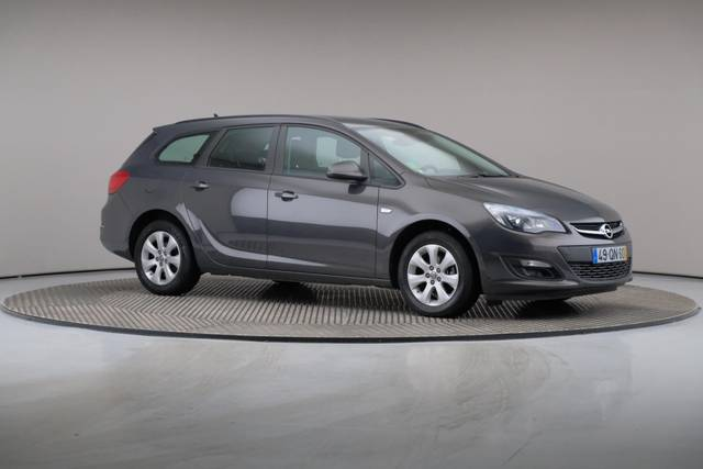 Opel Astra ST 1.4 T Selection GPL-360 image-27