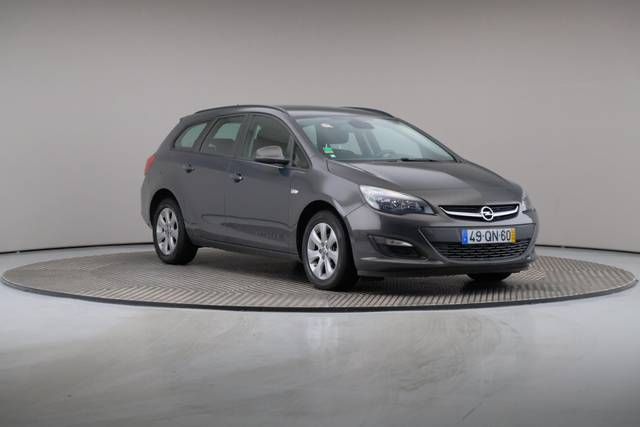 Opel Astra ST 1.4 T Selection GPL-360 image-29