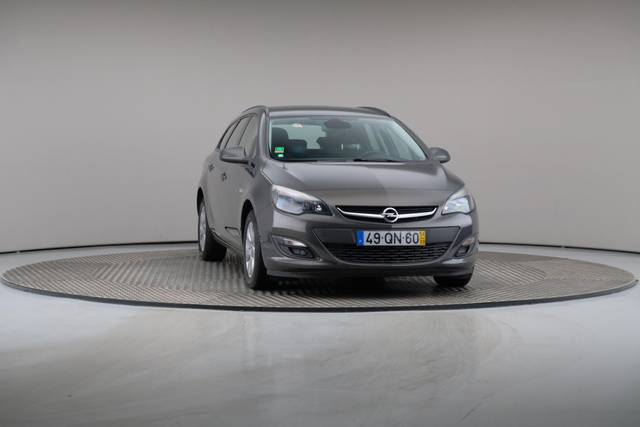 Opel Astra ST 1.4 T Selection GPL-360 image-31