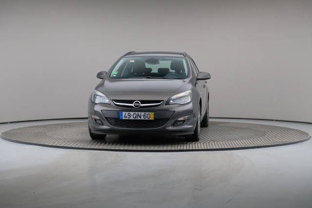 Opel Astra ST 1.4 T Selection GPL-360 image-33