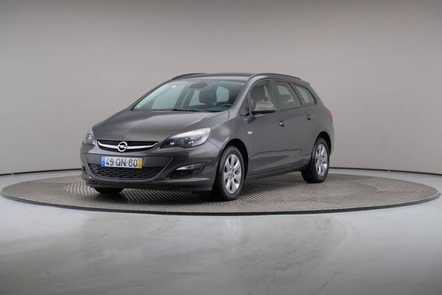 Opel Astra ST 1.4 T Selection GPL-360 image-35