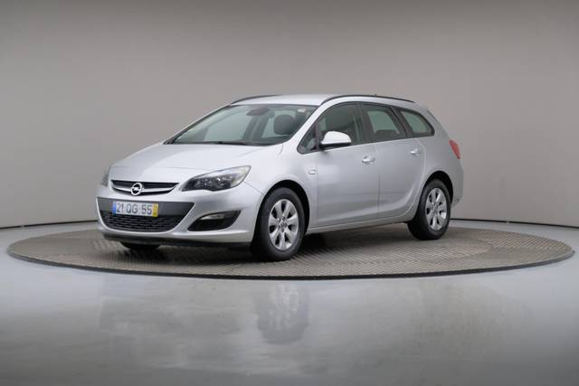 Opel Astra ST 1.4 T Selection GPL-360 image-0