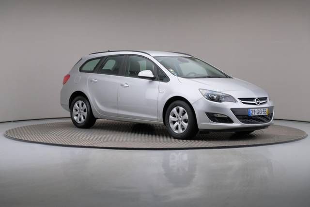 Opel Astra ST 1.4 T Selection GPL-360 image-28