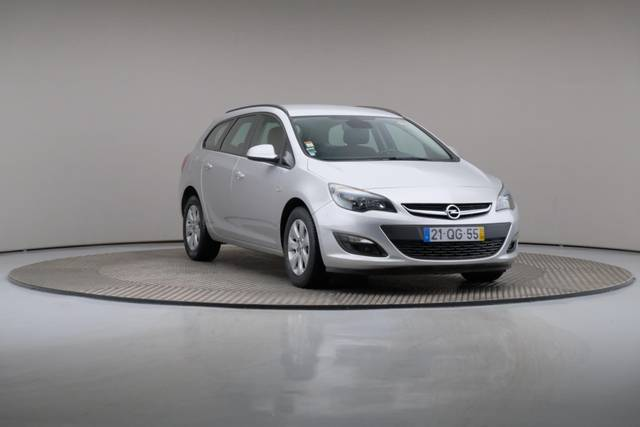 Opel Astra ST 1.4 T Selection GPL-360 image-30