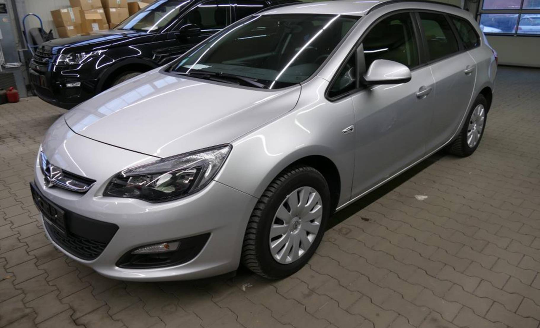Opel Astra 1.6 Sports Tourer Edition (592479) detail1