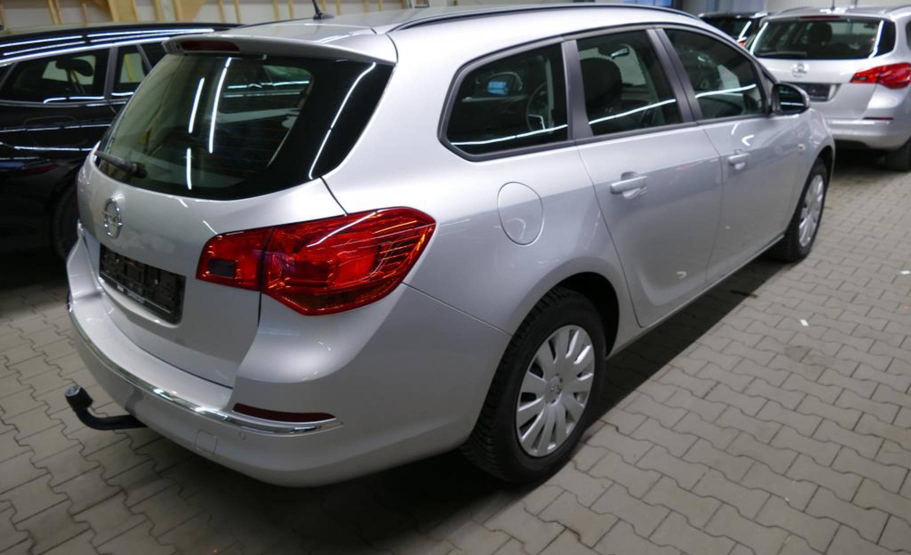 Opel Astra 1.6 Sports Tourer Edition (592479) detail2