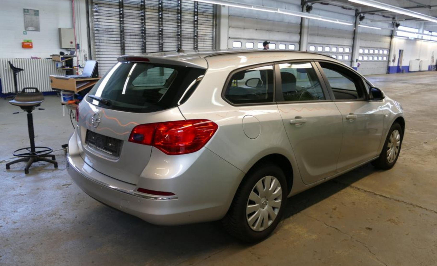 Opel Astra 1.6 Sports Tourer Edition (529836) detail2