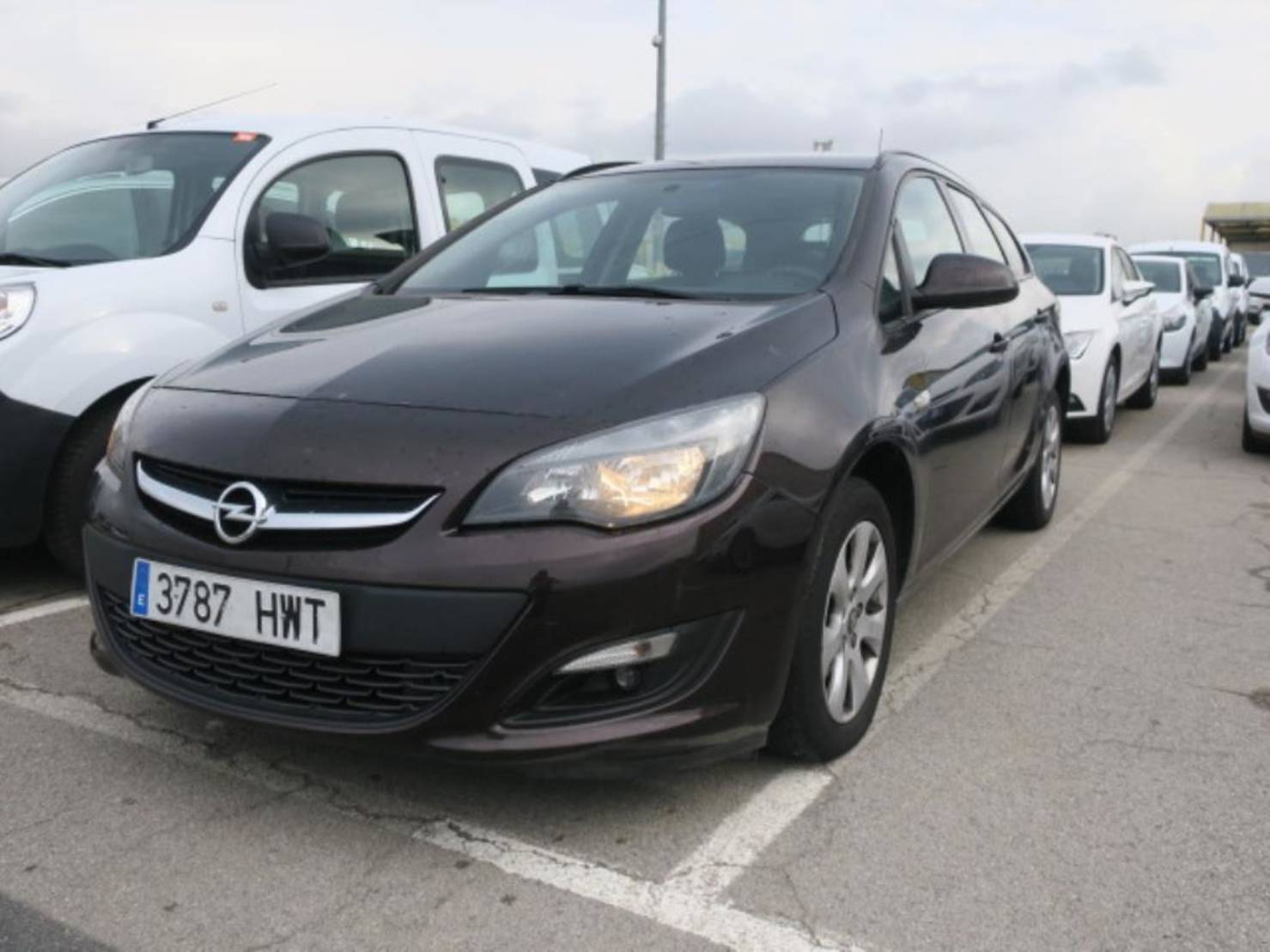 Opel Astra ST 1.7CDTi Selective Business detail1