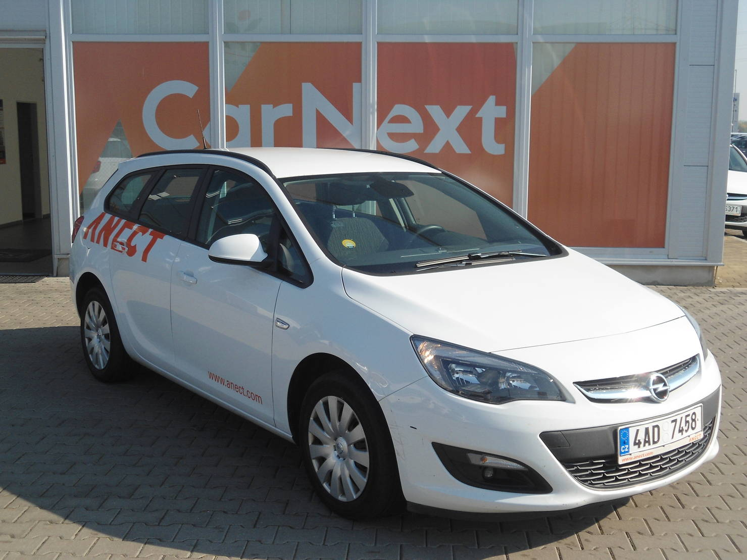 Opel Astra 1.7 CDTI Sports Tourer Edition Combi detail1