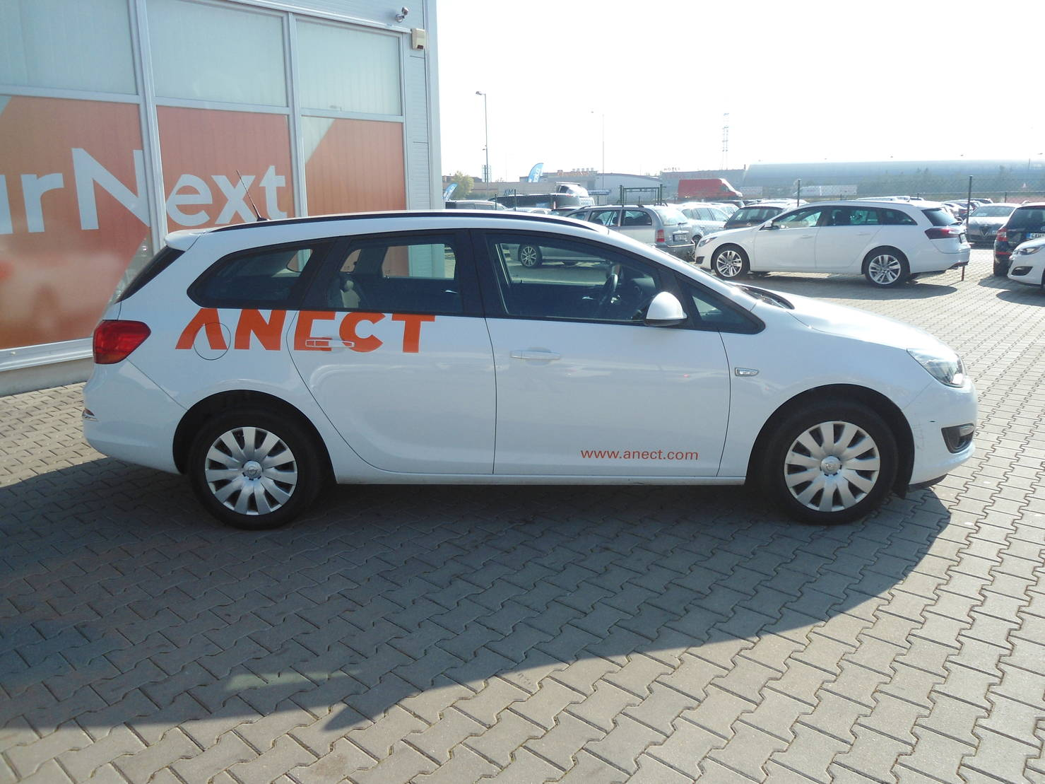 Opel Astra 1.7 CDTI Sports Tourer Edition Combi detail2