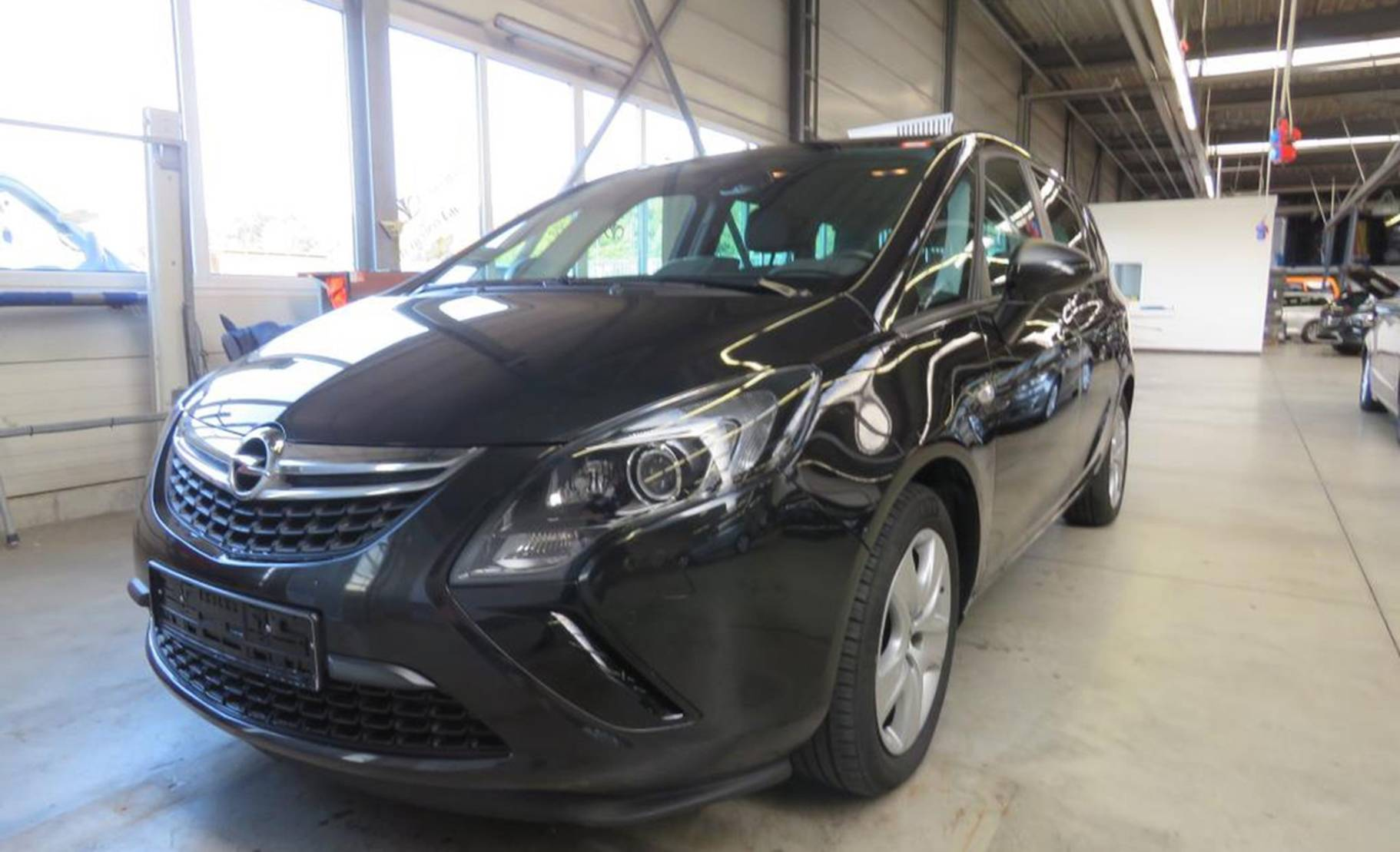 Opel Zafira 1.6 D (CDTi ecoFLEX) Start/Stop Business Edition (639624) detail1
