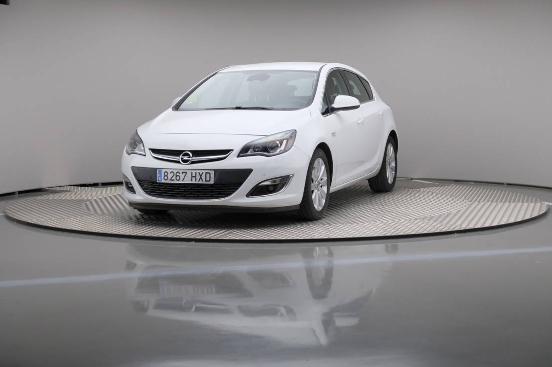 Opel Astra 2.0CDTi Excellence Aut. 165, 360-image29