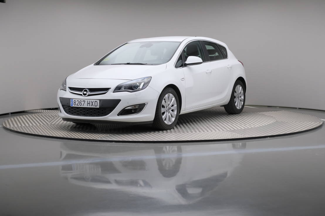 Opel Astra 2.0CDTi Excellence Aut. 165, 360-image30
