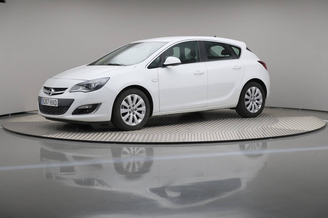 Opel Astra 2.0CDTi Excellence Aut. 165, 360-image32