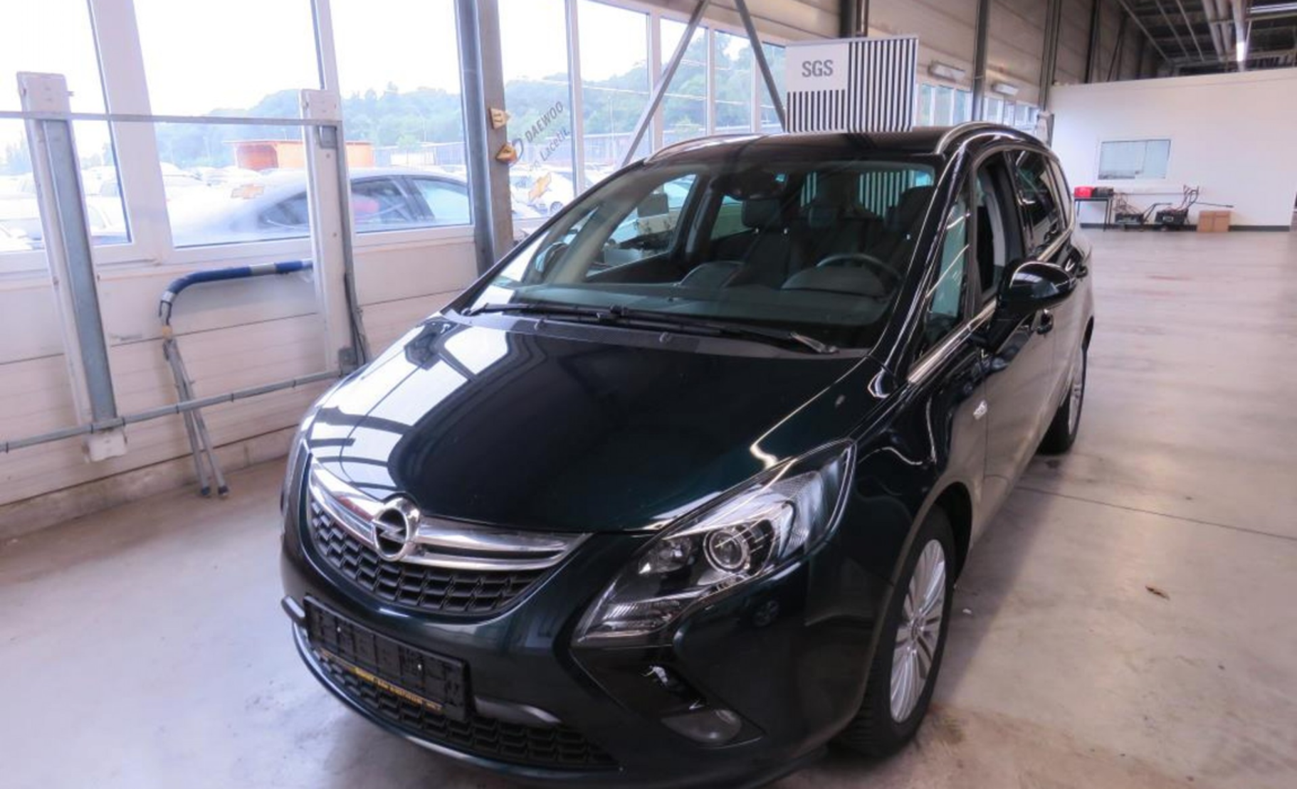 Opel Zafira Tourer 1.6 CDTI ecoFLEX Innovation (622608) detail1