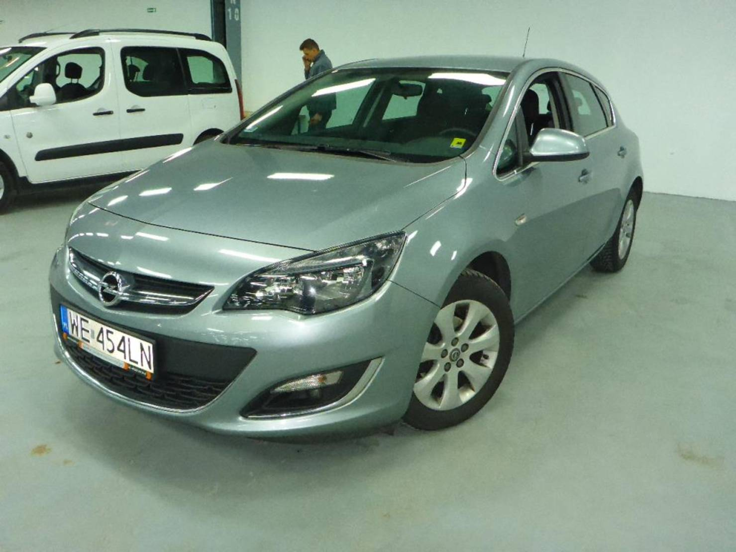Opel Astra 1.6, Edition detail1