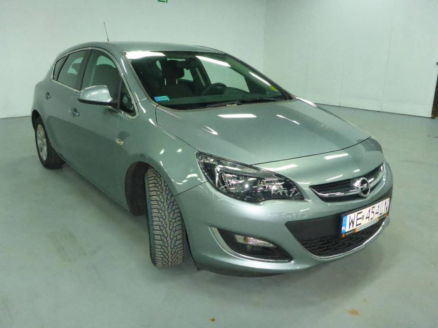 Opel Astra 1.6, Edition detail2