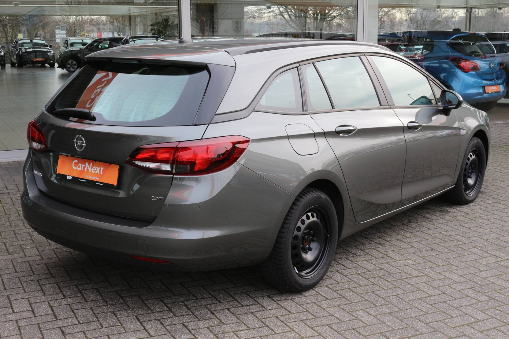 Opel Astra 1.6 D Automatik Sports T. Edition AHK/TEMP detail2