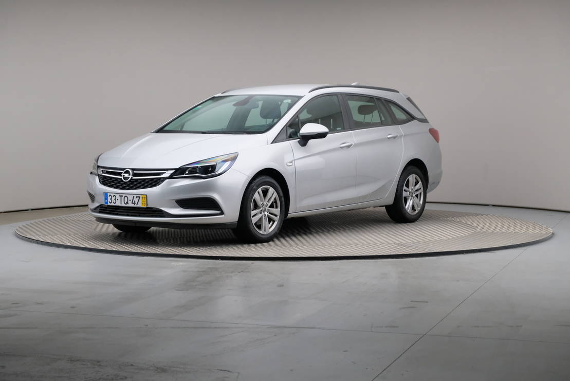 Opel Astra ST 1.6 CDTI Dynamic S/S, 360-image0